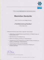 Fremdüberwachung Kanalbau Altmann-Bau e.K. | Bau GmbH
