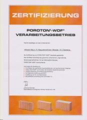 Poroton-WDF Verarbeitungsbetrieb Altmann-Bau e.K. | Poroton GmbH